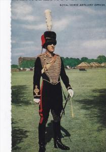 15541  Royal Horse Artillery Officer