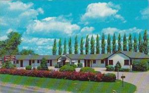 Illinois Knoxville Knoxvilla Motel