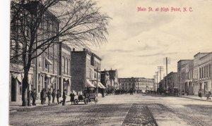 HIGH POINT , North Carolina, 00-10s ; Main Street