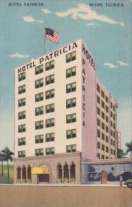Florida Miami The Patricia Hotel Curteich