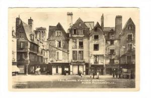 RP, Vieilles Maisons, Place Plumereau, Tours (Indre-et-Loire), France, 1920-1...