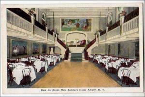 Rain Bo Room, New Kenmore Hotel, Albany NY