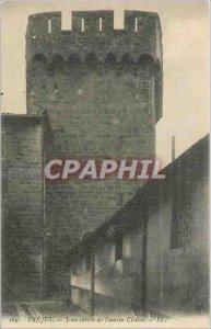 Old Postcard Frejus Tour Carree former Cloitre
