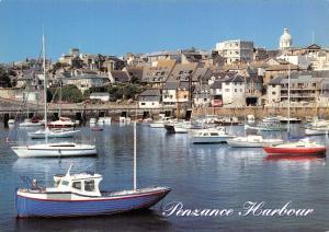 Cornwall Postcard, Penzance Harbour by John Hinde Ltd S63