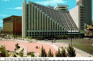 California San Francisco Hyatt Regency Embarcadero Center