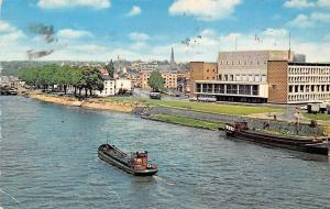 Netherlands Arnhem River Boats Bateaux Panorama