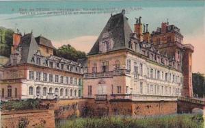France Tours Chateau De Villnadry