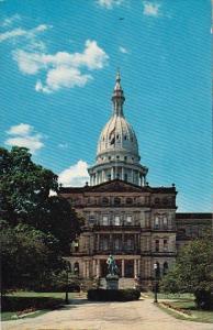 The State Capitol Lansing Michigan