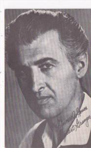 Vintage Arcade Card Stewart Granger