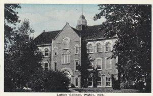 WAHOO , Nebraska , 1900-10s ;  Luther College