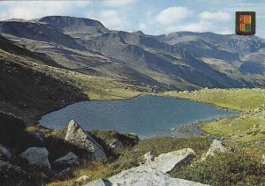 Postal 61101: Pas de la casa. Estany de Fontnegra. Andorra