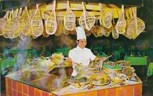 Thailand Bangkok The Hotel Siam Inter-Continental The Talay Thong Seafood Inn