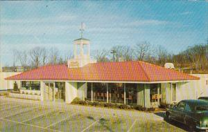 Howard Johnson's Restaurant From Maine To Florida