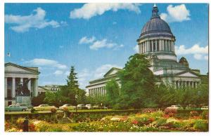 State Capitol, Olympia WA