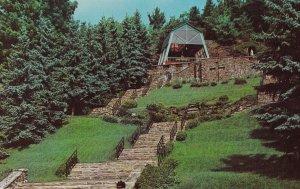 LACHUTE, Quebec, 1950-1960s; Grotte Notre-Dame De Lourdes