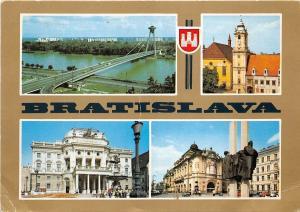 B63988 Slovakia Bratislava multiviews