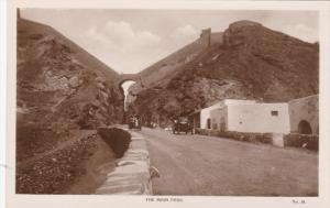 RP ; The Main Pass , ADEN , Yemen, 1910-30s