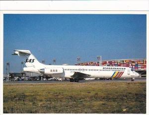 Scandinavian SAS MD 87 Oy KHI cn 49614