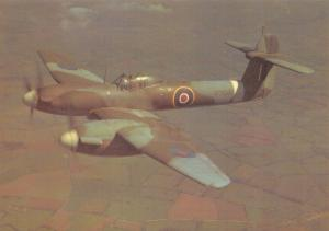 Postcard Westland Whirlwind I P7048 RAF Aircraft After The Battle Series P28
