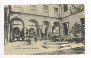 Patio,Hospital de la Caridad,Seville,Spain 1900-10s