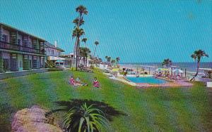 Florida Daytona The Whitehall and Swimming Pool