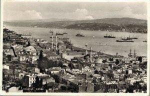 Turkey Istanbul Liman Le port 03.10