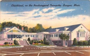 Chickland in Saugus, Massachusetts on the Newburyport Turnpike.