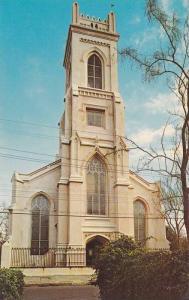 The Unitarian Church, Archadale Street, Charleston, South Carolina, 40-60s