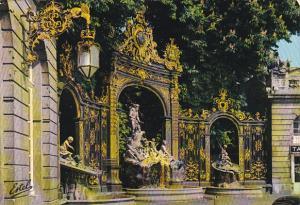 France Nancy Place Stanislas