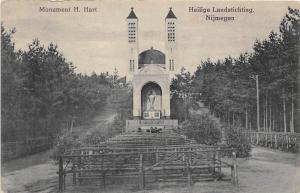 B92893 monument h hart heilige landstichting nijmegen netherlands