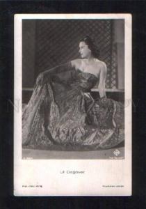 068097 Lil DAGOVER German Movie Star Vintage PHOTO