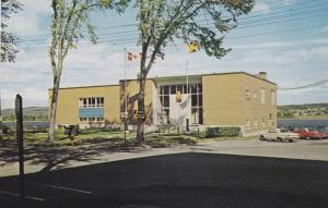 Royal Canadian Legion, Fredericton, New Brunswick, Canada,40-60s