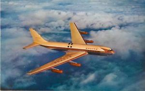 Boeing 707 Jet Tanker-Transport Aviation, Chrome