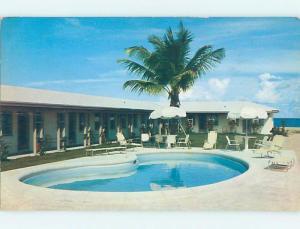 Pre-1980 MOTEL Singer Island - Riviera Beach - West Palm Beach Shores FL c2850