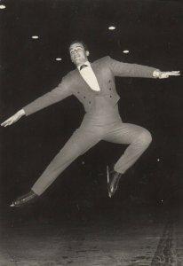 RP: Figure Skating , 1950-60s ; #7