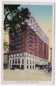 New Haven, Conn, Hotel Taft