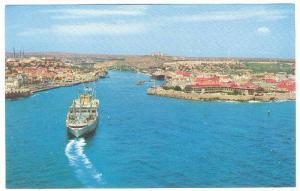 Ocean Liner , Curacao , N.A. , 40-60s
