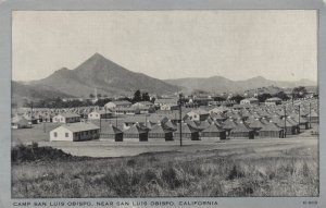 SAN LUIS OBISPO , California, 00-10s; Camp San Luis Obispo