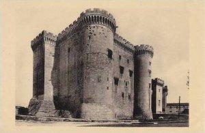 France Chateau de Tarascon Vue Sud Est Photo