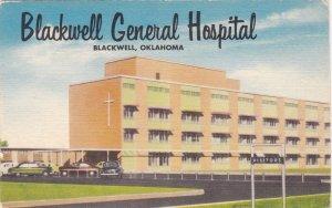 Oklahoma Blackwell The Blackwell General Hospital sk4601