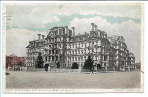 Washington, DC - State, War & Navy Building - 1920