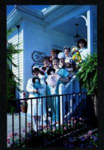 GA Babyland Hospit Cabbage Patch Kids CLEVELAND GEORGIA Postcard CPK