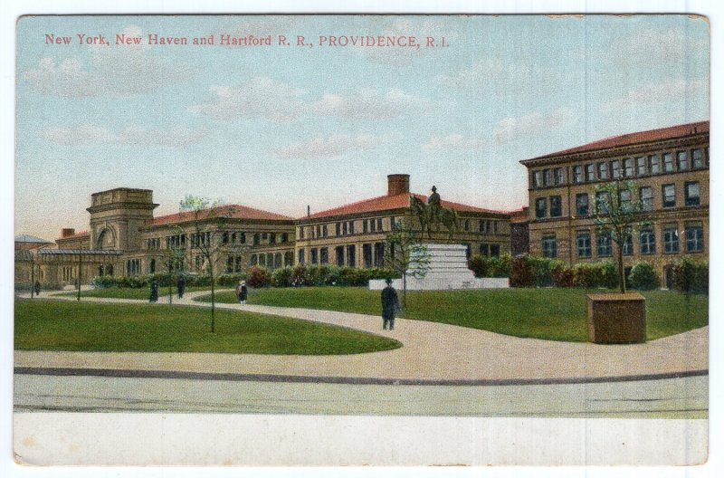 Providence, R. I., New York, New Haven and Hartford R. R.