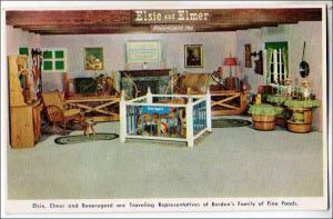 Elsie and Elmer, Borden's