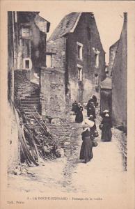 LA ROCHE-BERNARD (Morbihan), France, 00-10s : Passage de la voute