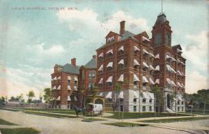 DETROIT, Michigan , PU-1908 ; Grace Hospital