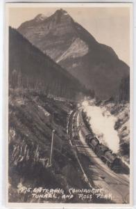 RPPC, Connaught & Ross Peak