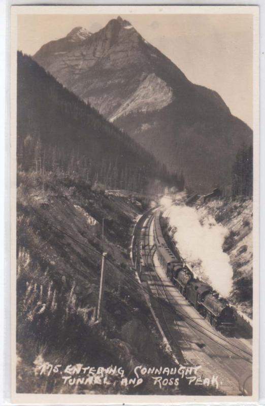 RPPC, Connaught & Ross Peak