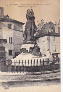 France Chambery Monument du Centenaire de la reuinion de la Savoie a la France