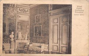 Austria Vienna, Wien, Palais Erzherzog Friedrich, Gruener Salon 1917